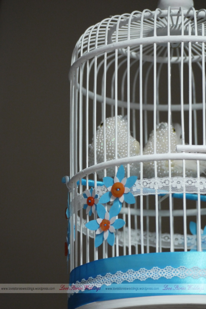 Whimsical Birdcage