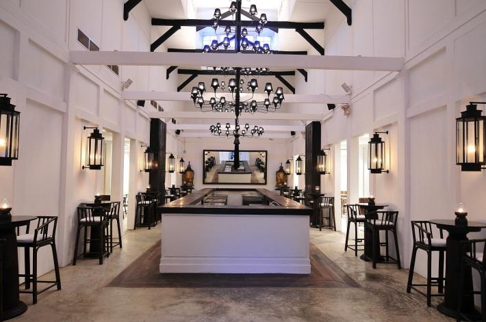 Tamarind Hill Bar Area