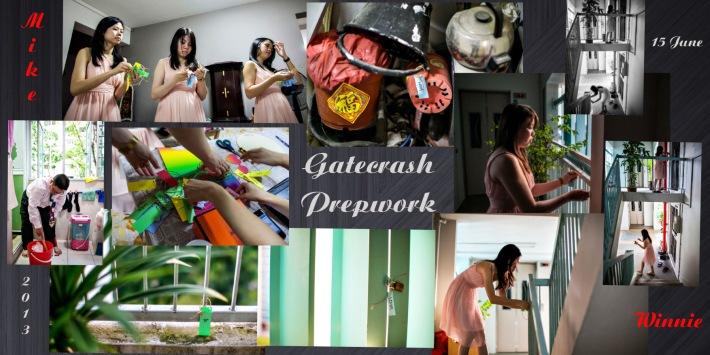 Gatecrash Prep